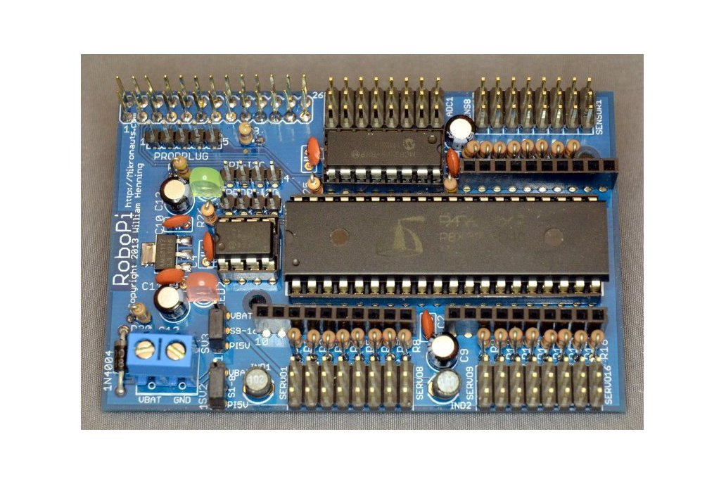 RoboPi Advanced Robot Controller Lite KIT 1