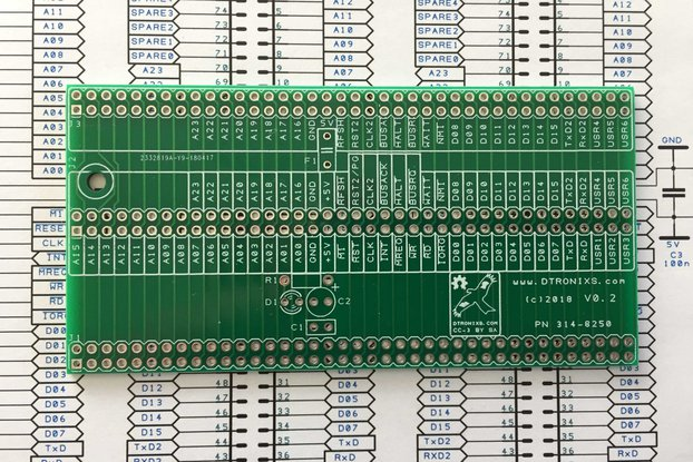 Extender Card for the RC2014 Bus