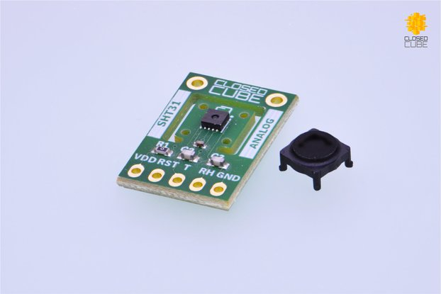 SHT31-ARP Analog Humidity and Temperature Sensor