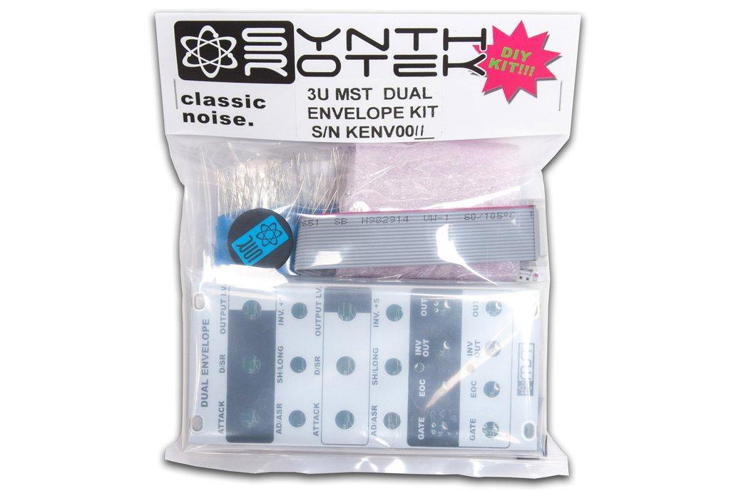 MST Dual AD/ASR Envelope Kit 1