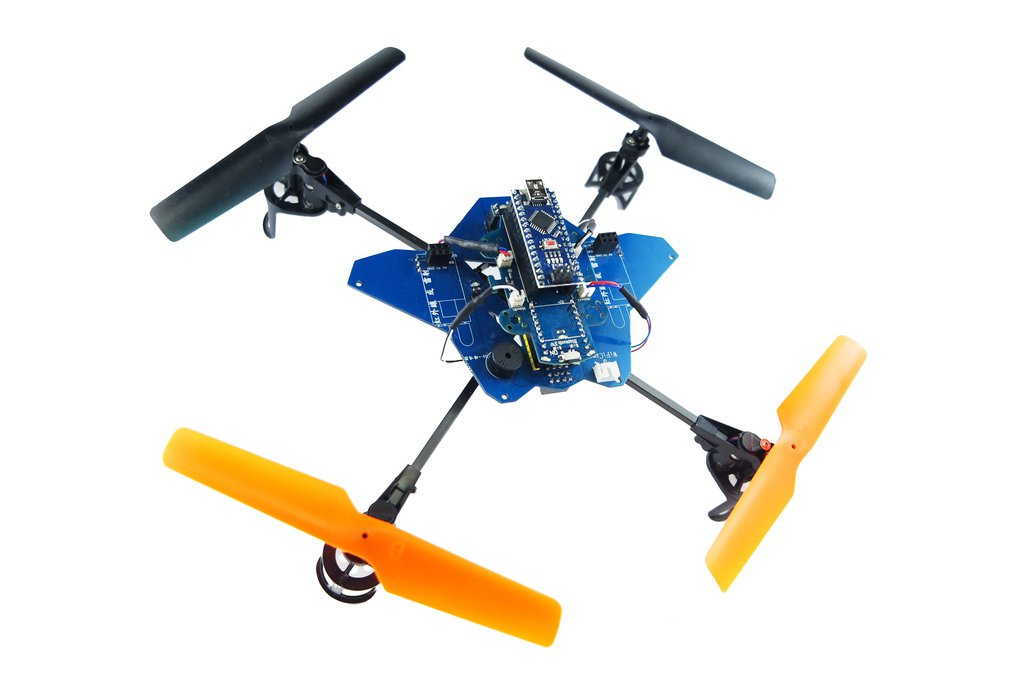 Educational Drone Kits - DRAGONFLY 1.0 (250mm) 1