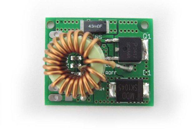 LED driver 5A buck 6-20V