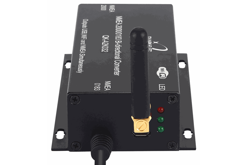 QK-A032 NMEA 2000/0183 Bi-directional Converter 6