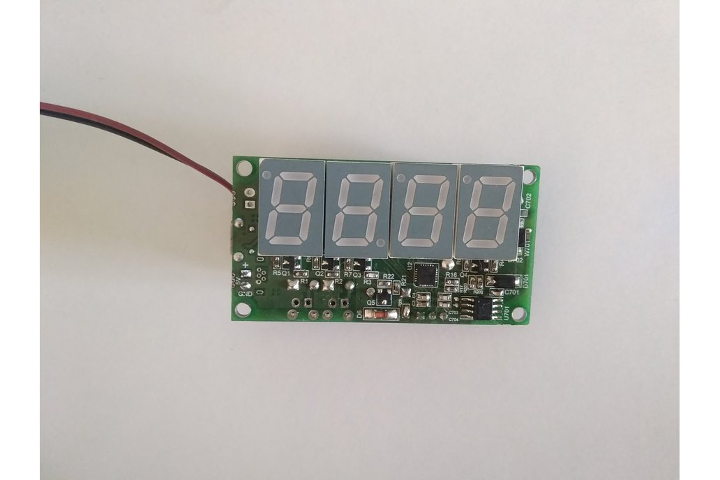 LED Digital Clock 1