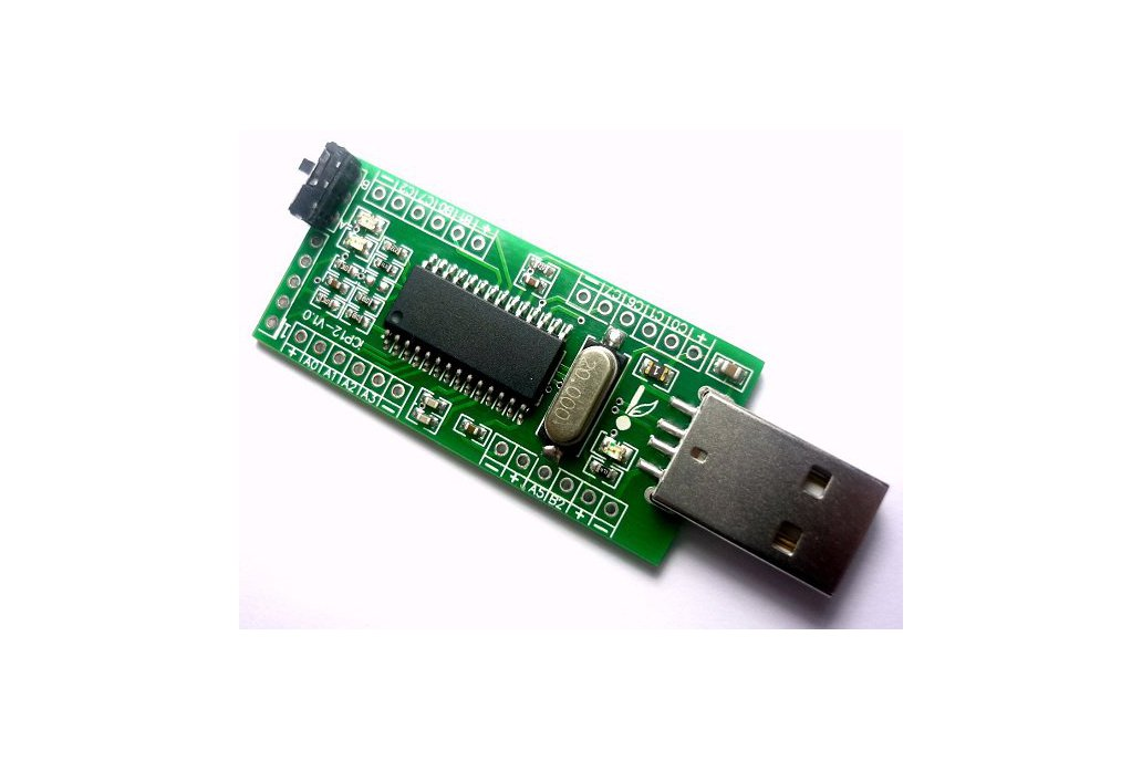 iCP12 (5mV) - usbStick (6 Ch USB Oscilloscope) 1