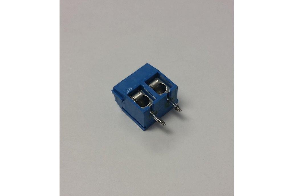 5.08MM Terminal Block Vertical 2-POS PCB (QTY 10) 1