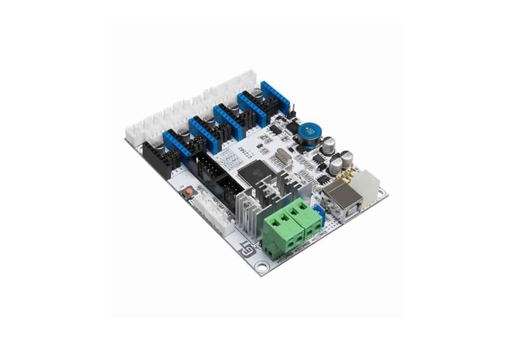 Geeetech® GT2560 3D Printer Controller Board  4