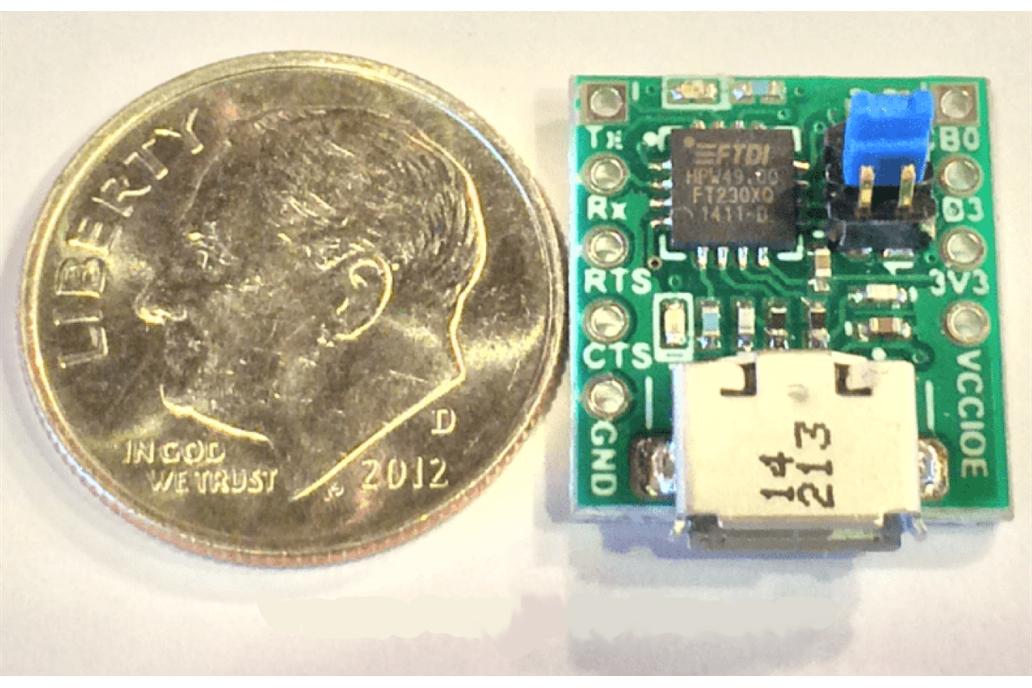 smCOM-FT230 USB-UART Module 1