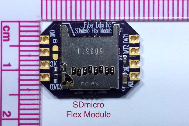 SDmicro Flex Module