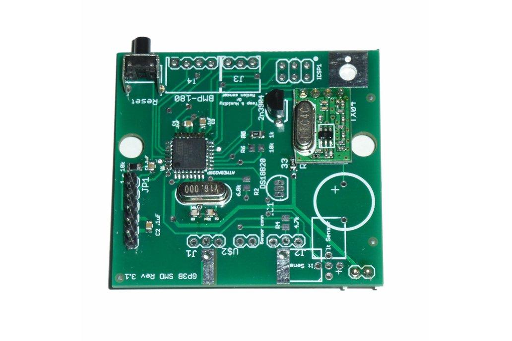 DIY Wireless Sensor board 1