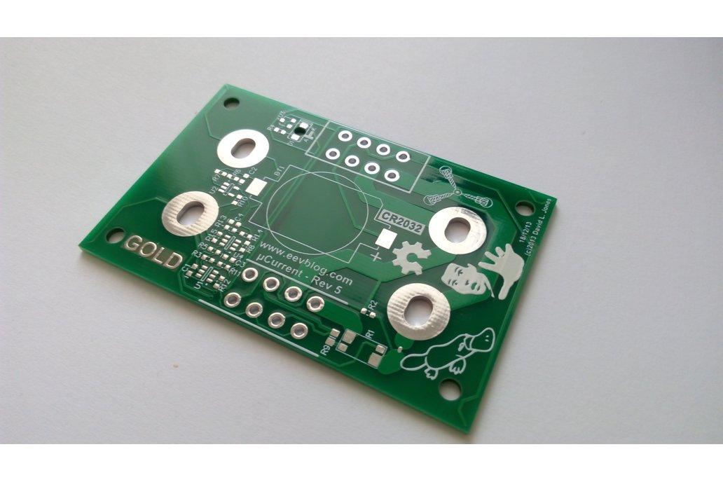uCurrent5 Circuit Board 3