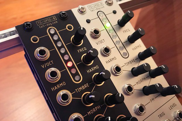 µPlaits SE (uPlaits, microPlaits) Eurorack [Rev B]