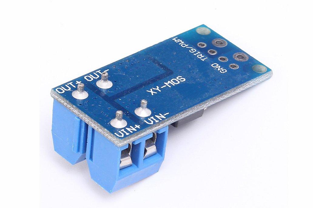 MOS Tube Transistor PWM Regulator Switch(10536) 2
