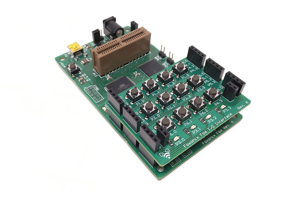 Foxonix I/O Interface Board Kit 3