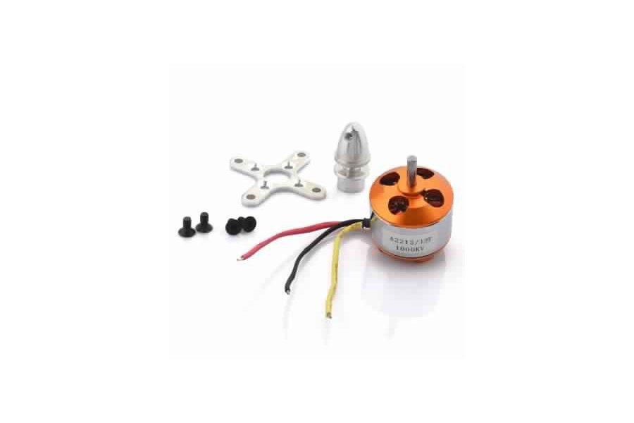 1000KV Brushless Motor for RC Multicopter