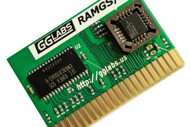 RAMGS/8 - 8MB expansion for Apple IIgs