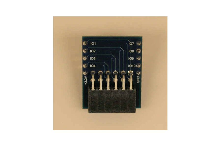 PMOD Breadboard Host Adapter