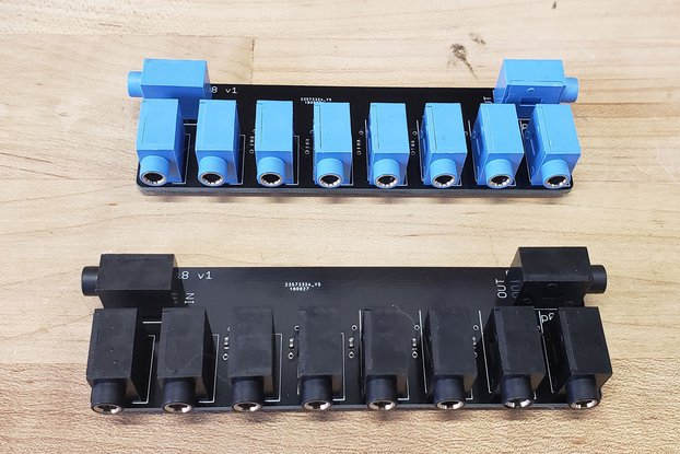 Sync Splitter for Pocket Operators - 9 Way