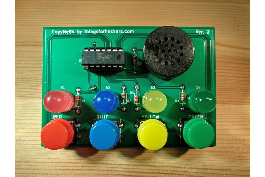 CopyMe84A - Simon Says game kit