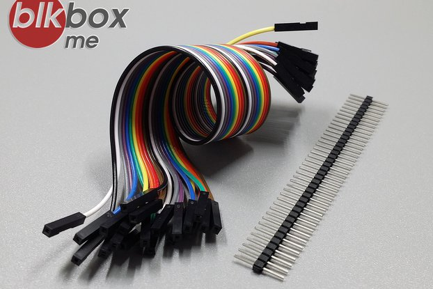 Flexible Flat Cable and Pin Header