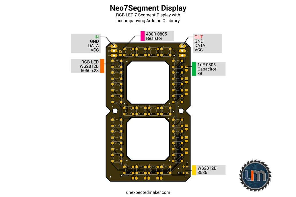 Neo7Segment Display 2