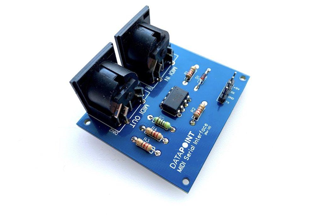 MIDI Serial Interface 1