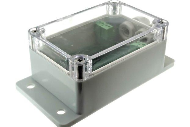 qBox AFC DIY IOT Enclosure Kit (No SMA)