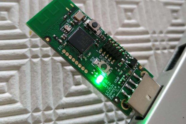 Zigbee Sniffer Board Analyzer Module CC2531