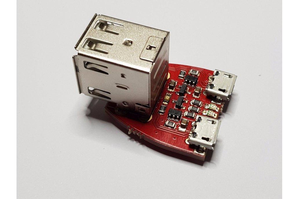 Micro USB Dual Supply - Dual Ideal Diodes 1