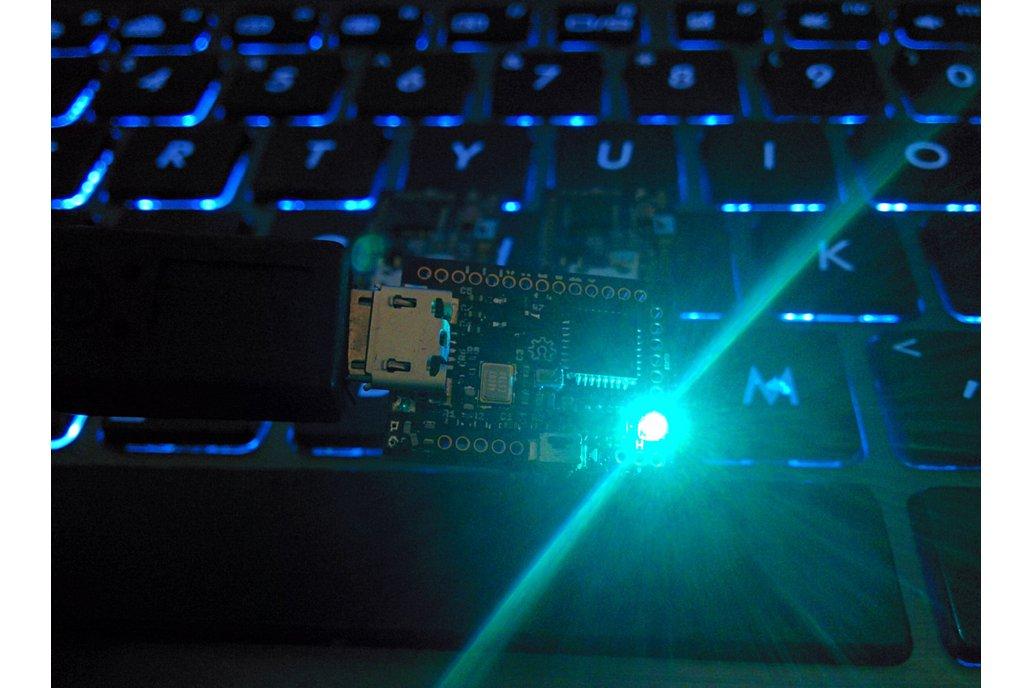 FemtoUSB (Atmel ARM Cortex M0+) 9