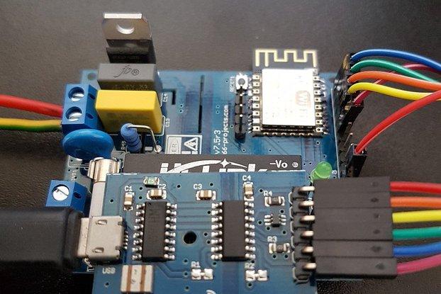 AC MAINS Dimmer - MPDMv7.5