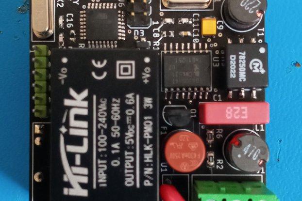 PLM Shahara (Miniature Power Line Modem Dev Board)