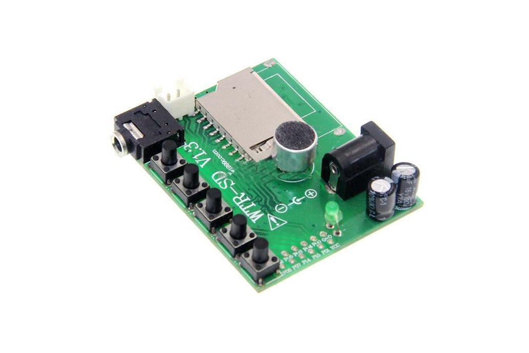 WTR-SD Recording Module 1