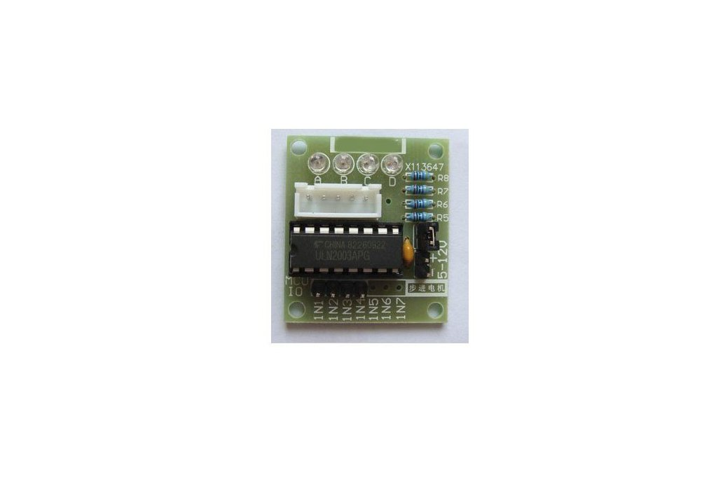 5V stepper motor + ULN2003 Driver Board 3