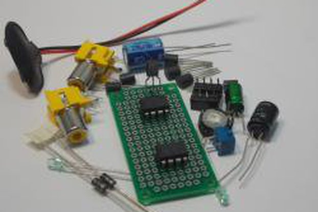 Audio Op Amp Kit (#1535)