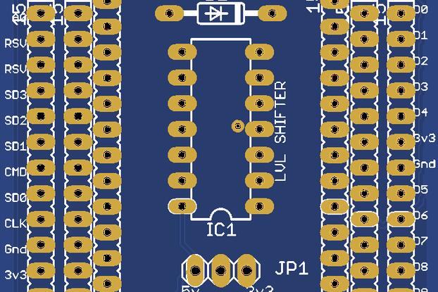 NodeMCU Breakout Board