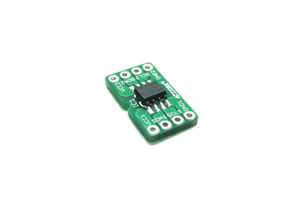 I2C Isolator – ISO1540D 1