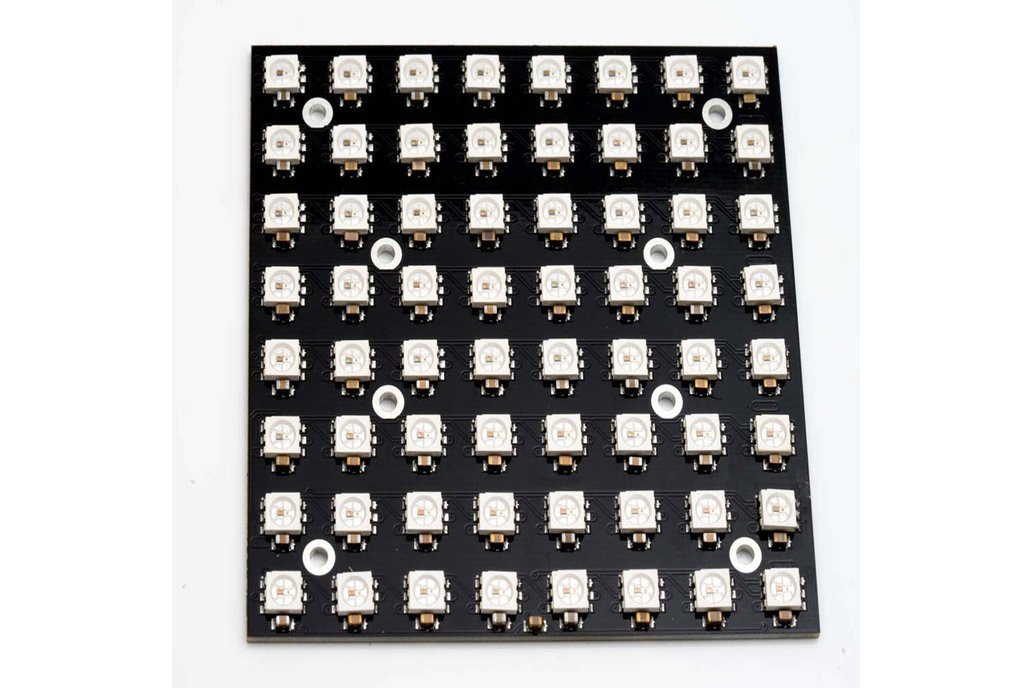 8x8 Matrix 64 RGB Led 1