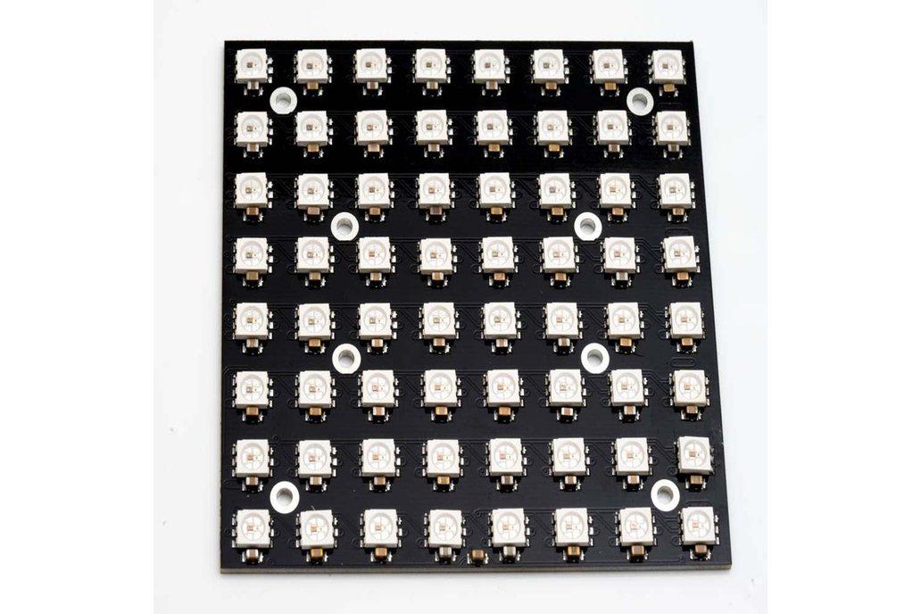 8x8 Matrix 64 RGB Led 1
