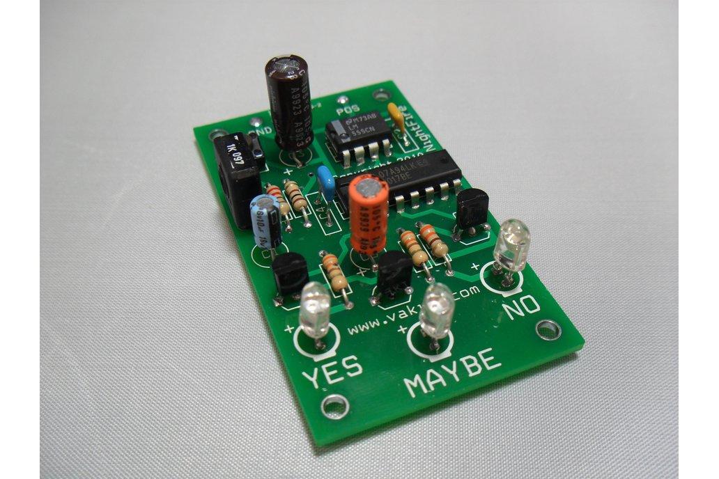 Club Kit - Electronic Decision Maker Kit 1