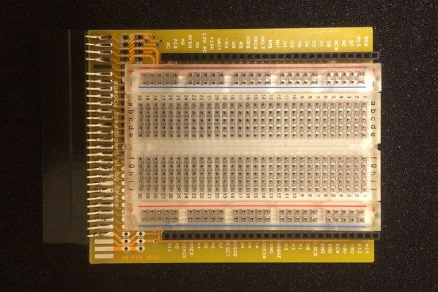 ZX speccy breadboard