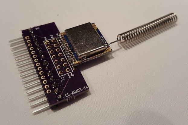 14-Pin RF Module Combo Adapter