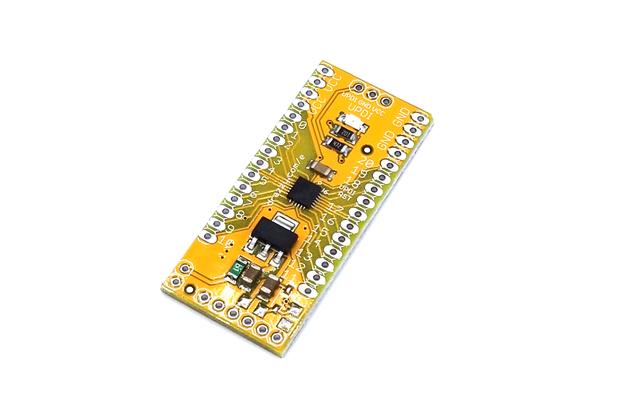 ATtiny3217/1607 dev board, Arduino compatible