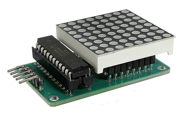 Dot Matrix Module DIY Kit