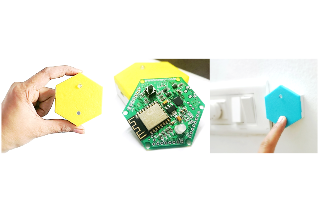 1btn: Open Source WiFi connected IoT Button 2