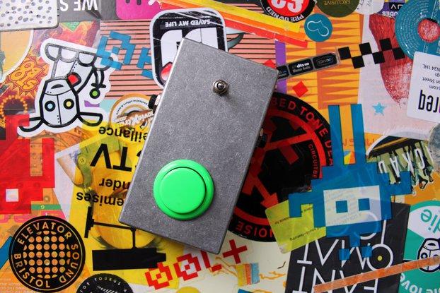 SUPER SMASH BUTTON - Arcade Audio Gate