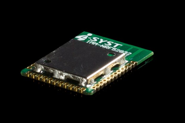nRF52832 ANT+, Bluetooth 5, ARM Cortex-M4F, 30 I/O