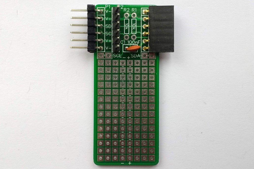 SC401 I2C Prototyping Module Kit 1