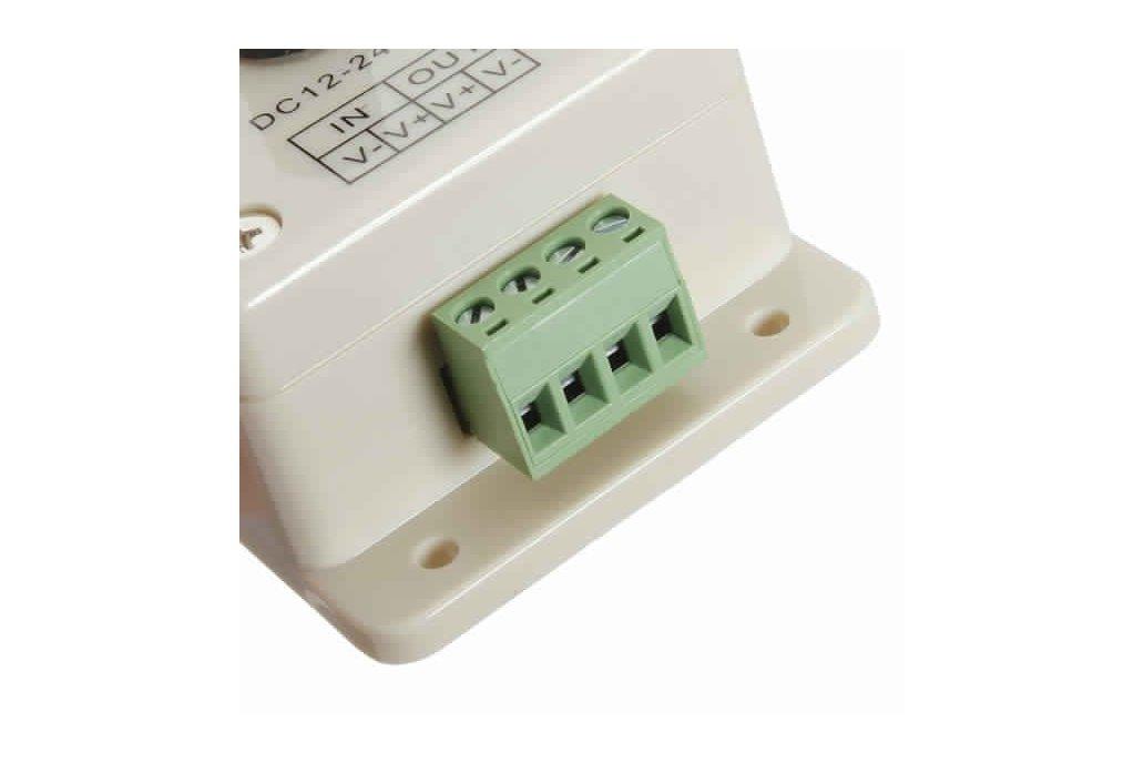LED Light Dimmer Brightness Adjustable Control  6