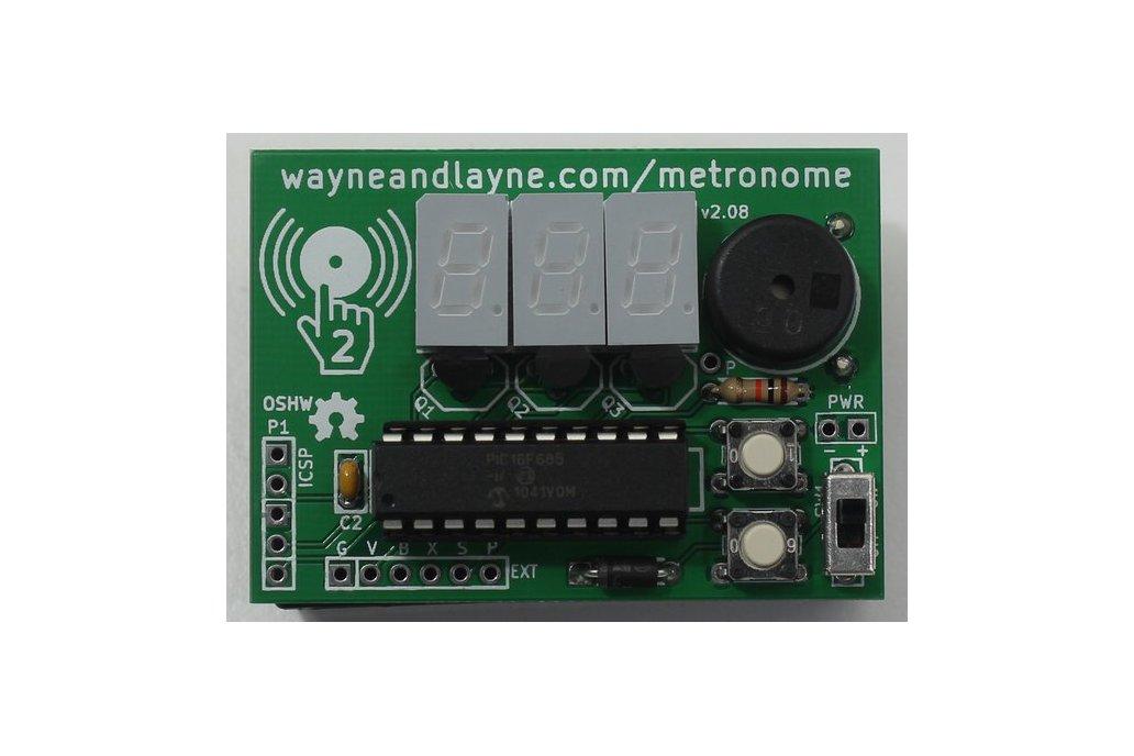 Tap-Tempo Metronome 1
